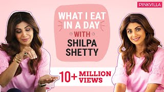 Download Shilpa Shetty: What I eat in a day | Lifestyle | Pinkvilla | Bollywood | S01E03 Video