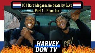 Download 101 Barz Megasessie Reaction HarveyDon TV Video