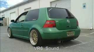Download Volkswagen R32 vs VR6 Video