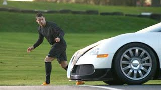 Download Cristiano Ronaldo vs. Bugatti Veyron Video