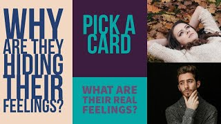 Download WHY ARE THEY HIDING THEIR FEELINGS? Video