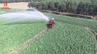 Download Irrigating with Fasterholt FM 4900 Hydro in a potato crop Video