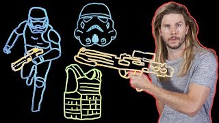 Download Why Do Stormtroopers Even Wear Armor? (Because Science w/ Kyle Hill) Video