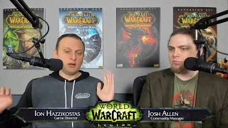 Download Live Developer Q&A with Ion Hazzikostas 11/16/2017 Video