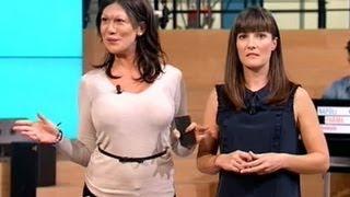 Download Quelli che... - Victoria intervista Nicole Minetti alias Virginia Raffaele 16/09/2012 Video