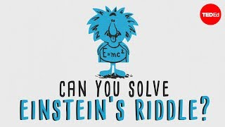 Download Can you solve ″Einstein's Riddle″? - Dan Van der Vieren Video