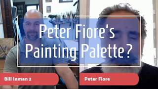 Download Peter Fiore's Painting Palette Video
