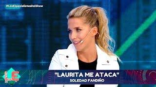 Download Los especialistas del show - Programa 12/10/18 - Soledad Fandiño le tapó la boca a Laura Fernández Video