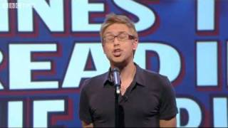 Download UNLIKELY LINES TO READ IN THE BIBLE - Mock the Week Series 9 Episode 2 - BBC Two Video