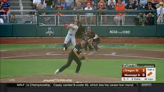 Download Oregon State Baseball Highlights: 6/23/18 vs. Mississippi State Video