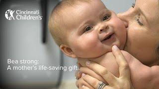 Download Liver Transplant: Living donor, a Mother's Life-Saving Gift | Cincinnati Children's Video