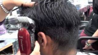 Download CLIPPER HAIRCUT AND BLENDING for an undecided client Video