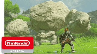 Download The Legend of Zelda: Breath of the Wild - Official Game Trailer - Nintendo E3 2016 Video