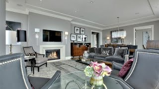Download Sophisticated and Elegant Ritz-Carlton Residence in Toronto, Canada Video