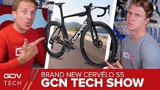 Download Brand New Cervelo S5 & Retro Bike Special   GCN Tech Show Ep. 40 Video