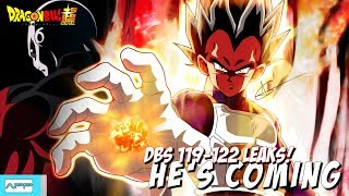 Download MASSIVE Dragon Ball Super Episodes 119 - 122 Leaks! He's Coming.... Video