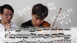 Download Orchestral Music IMPOSSIBLE SIGHT READING CHALLENGE! Video