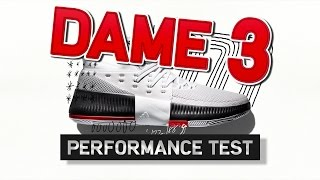 Download Adidas DAME 3 Performance Test Video
