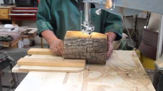 Download How Best to Use a Small Olive Log: Woodturning Video
