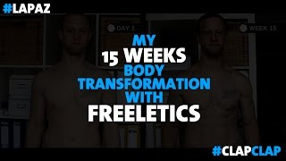 Download Marc Markowski 15 Weeks Freeletics Transformation Video