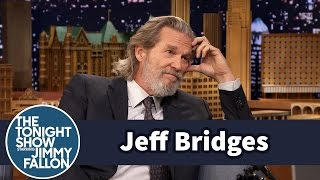 Download Jeff Bridges Would Fight a Horse-Size Duck Video