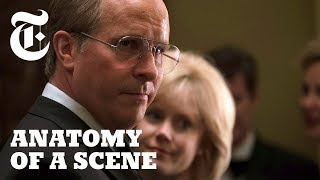 Download How Christian Bale Uses Silence to Speak Volumes in 'Vice' | Anatomy of a Scene Video