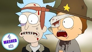 Download Rick and Morty: The Walking Dead (Telltale Games) Video
