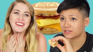 Download The Ultimate Fast Food Breakfast Taste Test Video