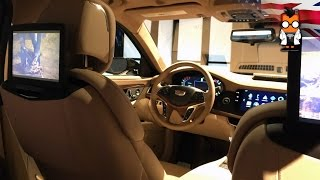Download 2017 Cadillac CT6 with a Chromecast is Awesome Video