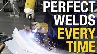 Download Great Tip for Welding Sheet Metal. The Perfect Panel Prep Tool from Eastwood Video