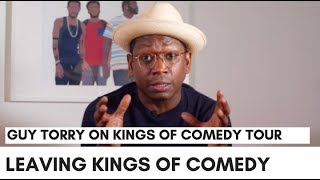 Download Why Guy Torry Quit 'Kings Of Comedy Tour', He Explains Video