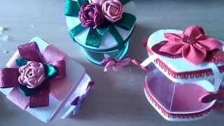 Download Caixinha Presente de Garrafa Pet/Lembrança para Dia das Mães! Video
