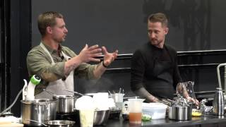Download Bryan and Michael Voltaggio: Emulsions and Foams, Science and Cooking Public Lecture Series 2015 Video