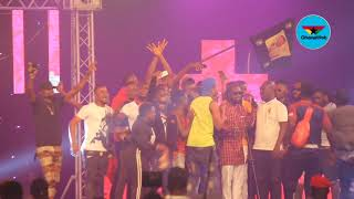 Download Shatta Wale scoops three awards at 3Music Awards Video