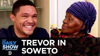 "Download Trevor Chats with His Grandma About Apartheid and Tours Her Home, ""MTV Cribs""-Style 