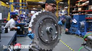 Download How We Build The VF-1 Today - Haas Automation, Inc. Video