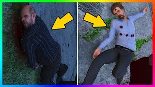 Download GRAND THEFT AUTO 5 CHARACTERS THAT YOU DIDN'T KNOW COULD BE KILLED - 6 SECRET GTA 5 DEATHS! Video