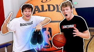 Download 1 V 1 BASKETBALL VS MY BROTHER! FOR *RARE* YEEZYS! Video