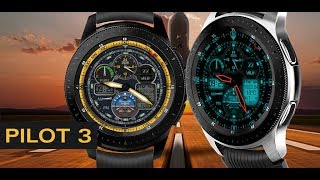 Gear O'Clock : Kingdom - Watch face for Samsung Gear S2 and Gear S3