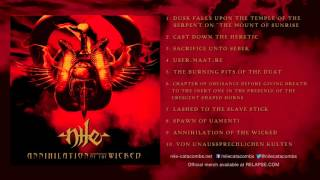 Download NILE - 'Annihilation of the Wicked' (Full Album Stream) Video