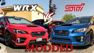 Download WRX VS STI Modded! Which one is right for you? Video