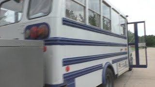 Download Schoolie - from School Bus to Motor Home Video