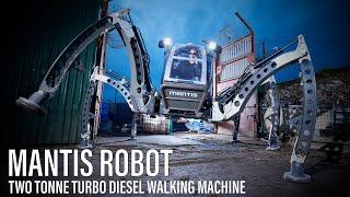 Download Mantis - Hexapod Walking Machine Tests 2012 Video