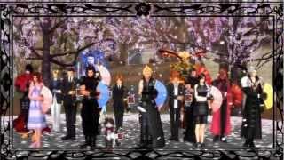 Download 【MMD】FFⅦ『千本桜×裏表ラバーズ』 Video