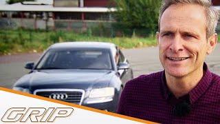 Download Generationenvergleich: Audi A8 | GRIP Video