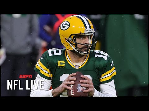 The NFL Live crew gives their best trade offers for Aaron Rodgers | NFL Live
