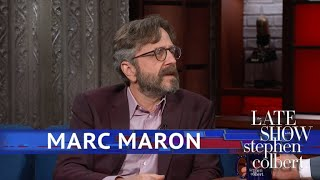 Download Marc Maron: We Turned Our Brains Over To Technology Video