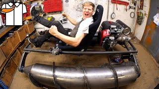 Download Homemade Screw Tank #2 Drive/Chassis Video