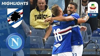 Download Sampdoria 3-0 Napoli | La Sampdoria ribalta i pronostici e guadagna tre punti! | Serie A Video