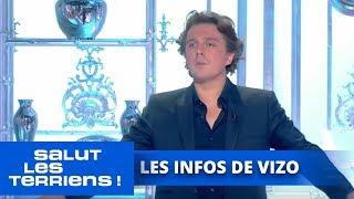 Download Les infos de Vizo du 21/10 - Salut les Terriens Video